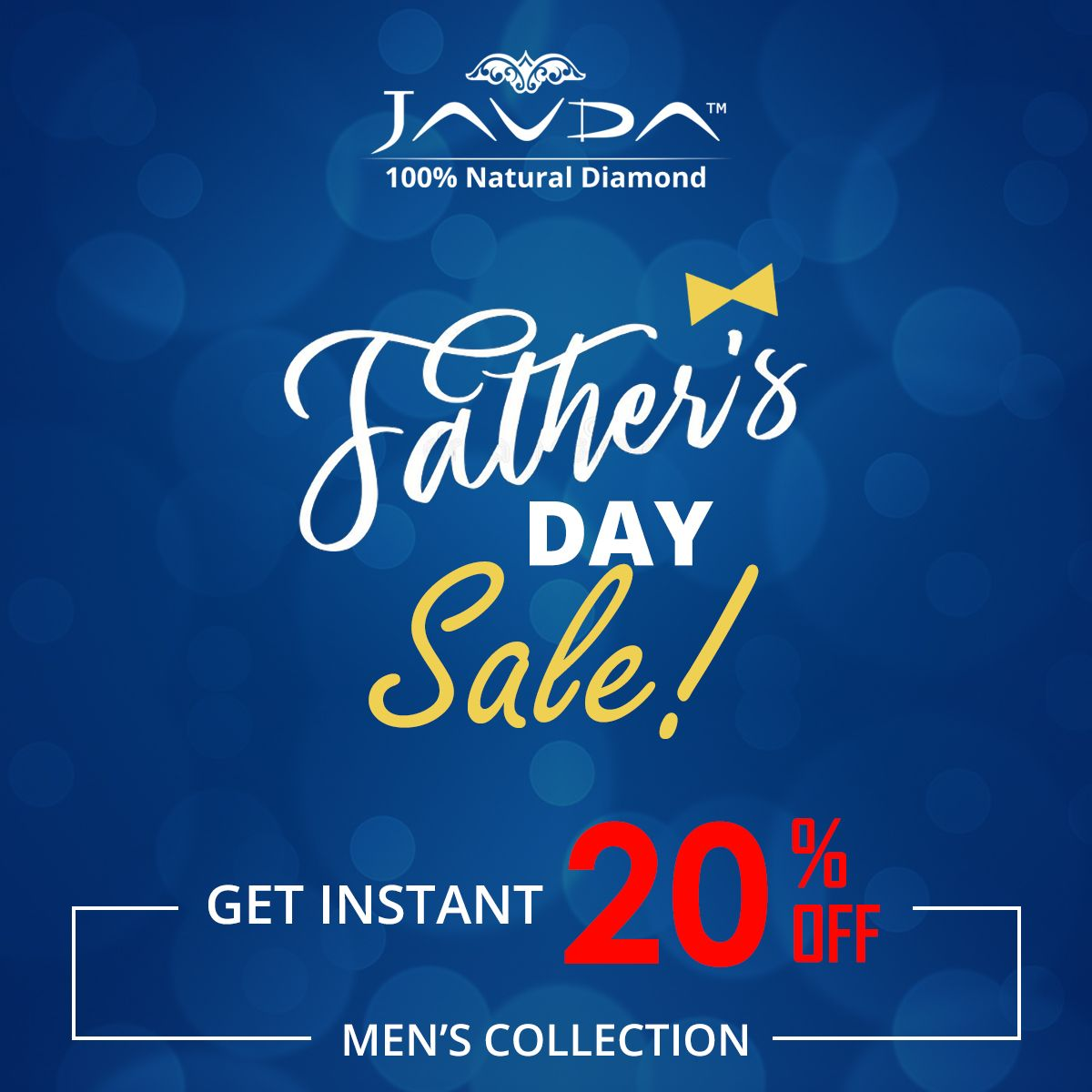 Super Gifts For Your Super DAD! INSTANT 20 OFF on MEN'S