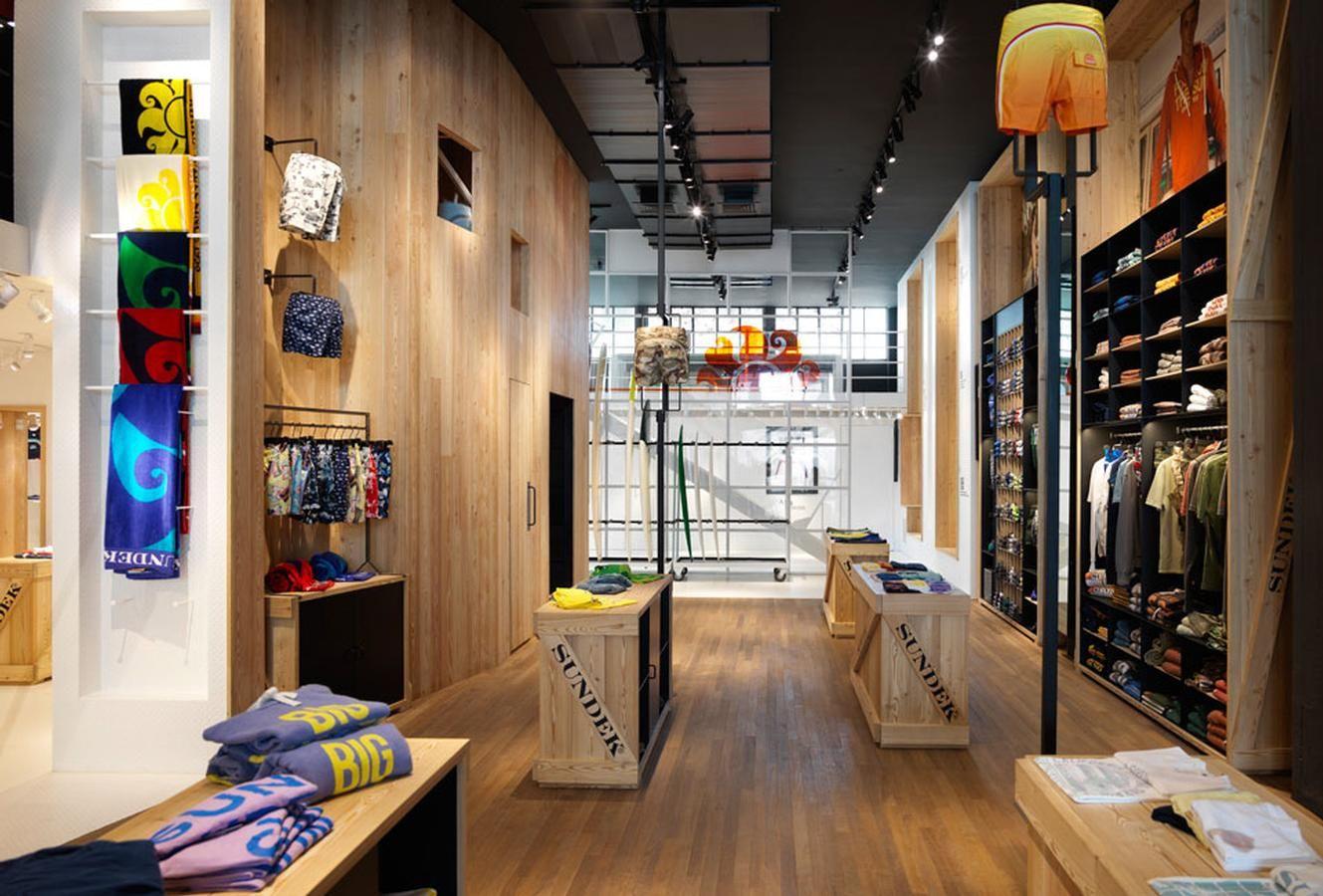 check out 71470 8ec7b Studio 10: negozio Sundek a Forte dei Marmi | Retail Design ...
