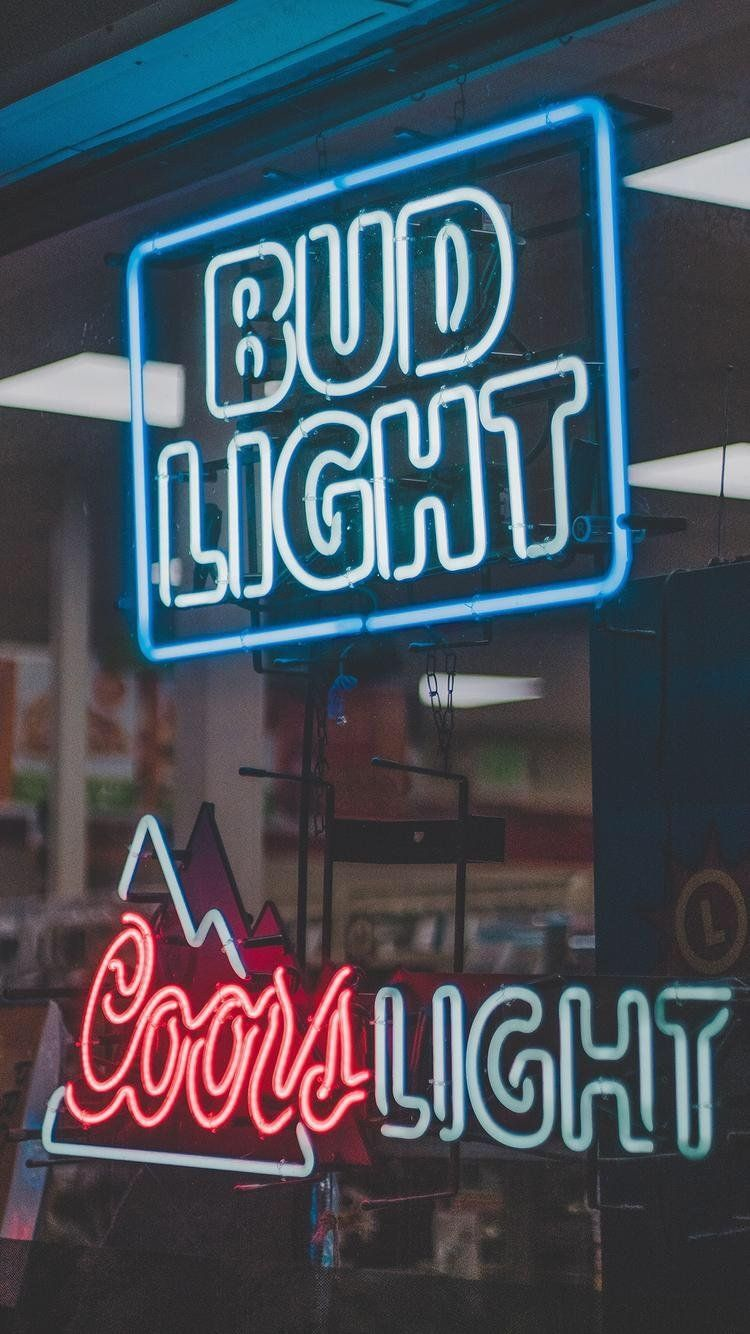 Wallpaper Bud Light