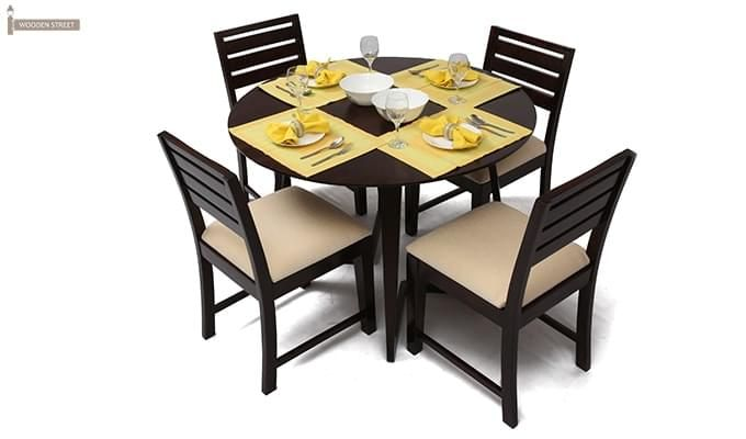 Buy Round Dining Table Sets Shop Best Quality Round Dining Table Set For Your Home Online In Round Dining Table Round Dining Table Sets Dining Table Setting