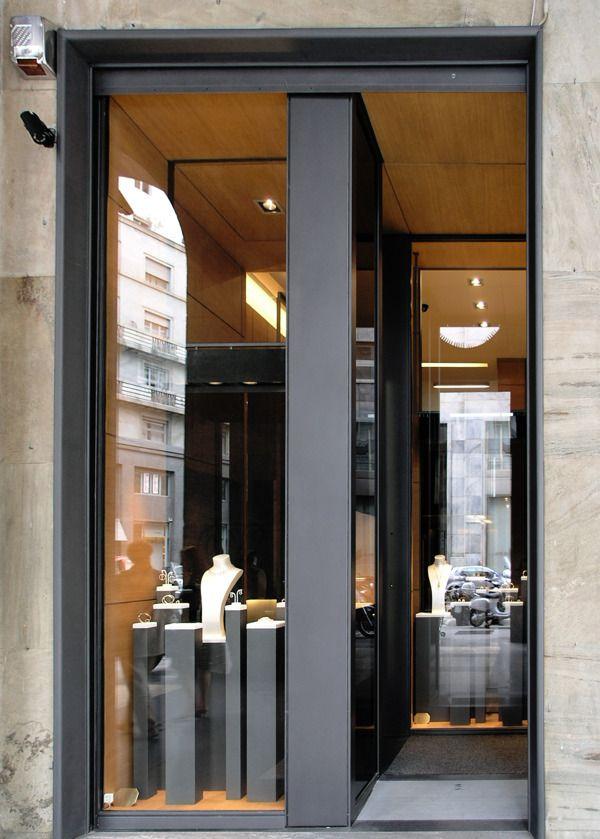 Spallanzani 1882 jewels milano by diego bortolato via for Milano design shop