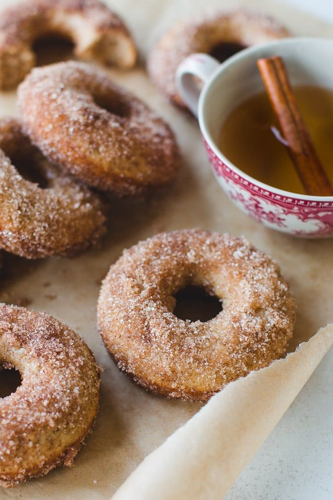 The Most Amazing Baked Apple Cider Donuts Pretty Simple Sweet Recipe Apple Cider Donuts Baked Cider Donuts Recipe Apple Cider Donuts Recipe