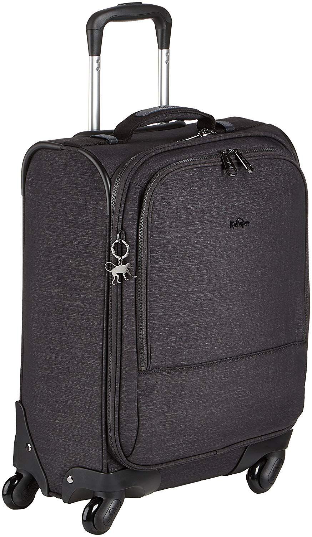 Kipling Medellin Bagage Cabine 51 Cm 30 Liters Bleu Spark Graphite Valise Medellin Bagage