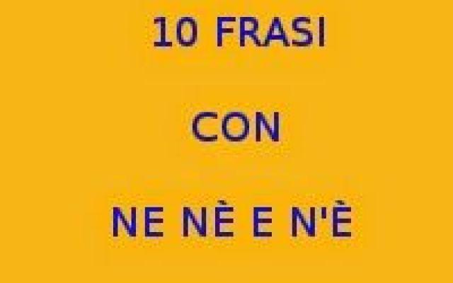 Prima Pagina Imparare L Italiano Grammatica E Scuola