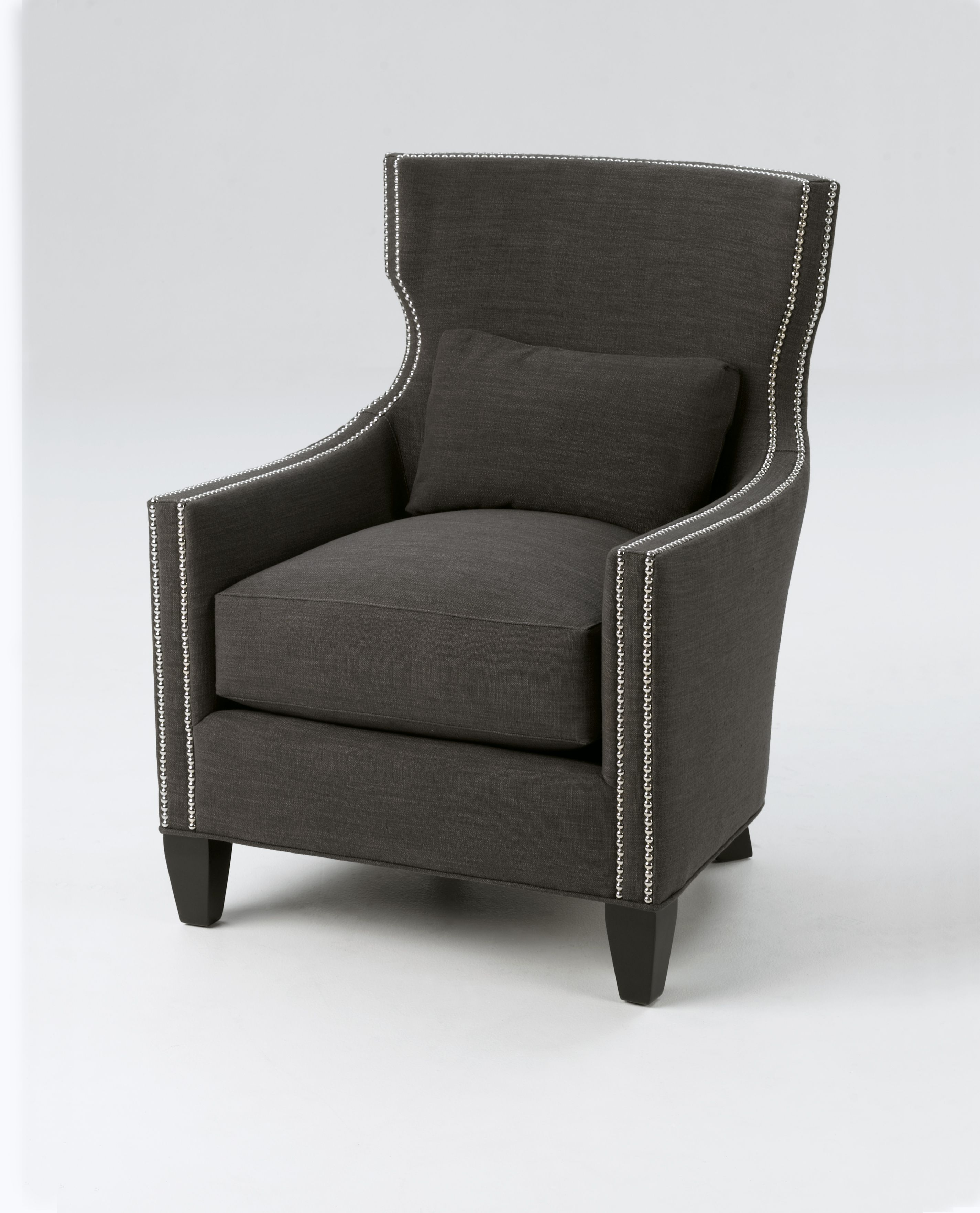 The Joey Chair from the Gold Coast Collection Available in fabric