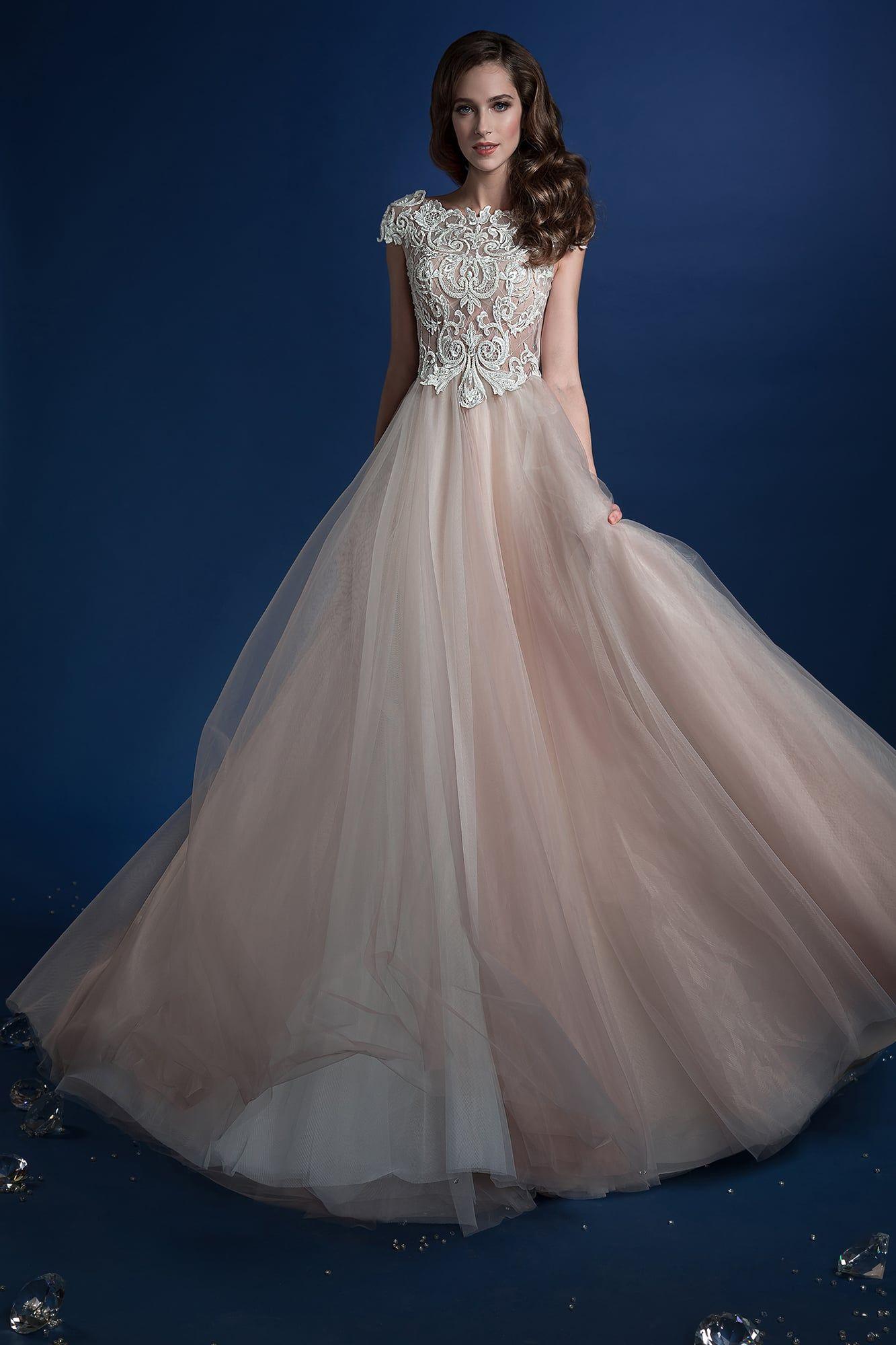 37dc99705a6 Свадебное платье Gabbiano Камерон ▷ Свадебный Торговый Центр Вега в Москве