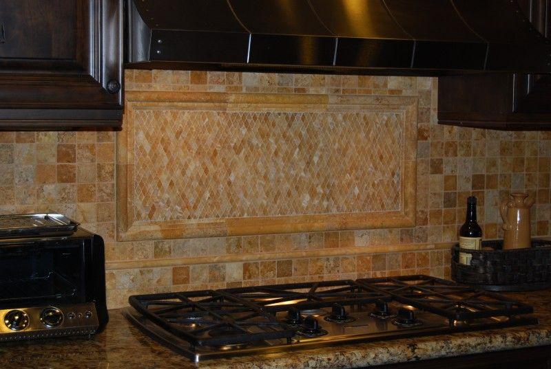homey inspiration mosaic tile raleigh. Love this honey onyx backsplash  Kitchen Pinterest Ranges