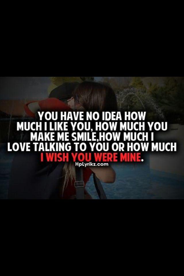 e0428887ddd I wish you were mine