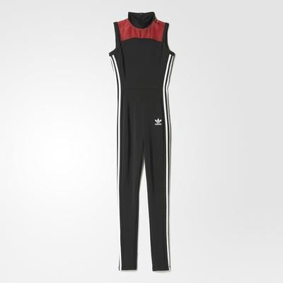 adidas Space Shifter All-in-One Jumpsuit - Black | adidas UK #jumpsuit #adidas #covetme
