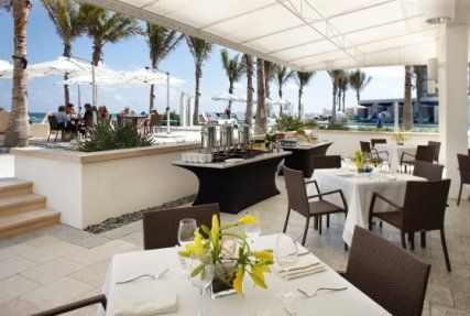 Beach Club Dunes Restaurant Terrace B