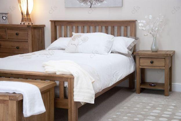 Pin On Cfs Oak Bedroom Furniture