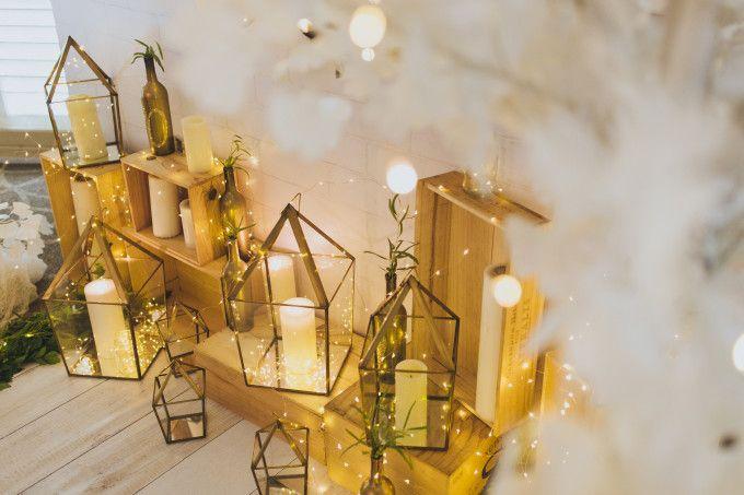 Fairy light wedding decoration ideas an elegant and earthy wedding fairy light wedding decoration ideas an elegant and earthy wedding styled shoot http junglespirit Image collections