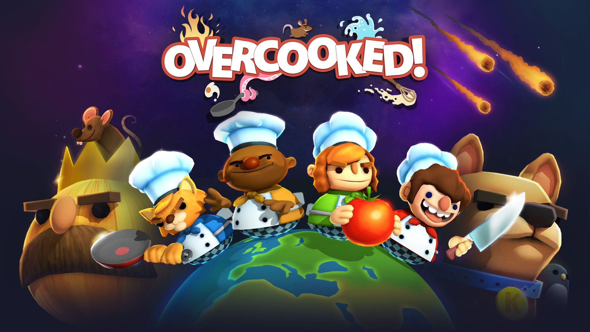 Overcooked! (PS4, 2016) Xbox one, Game store