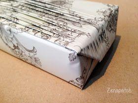 Zenapatch: ¿Cómo envolver regalos de forma original?