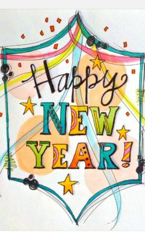 Nuevo año.