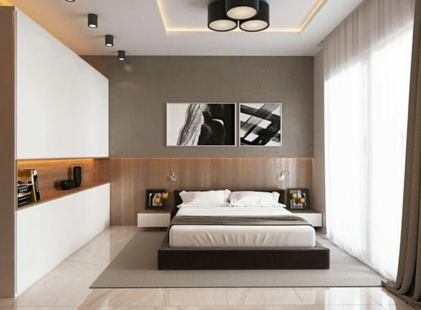 Chambre Modern Pin By Kalina Adamska On Bedrooms Chambre Luxe Chambre