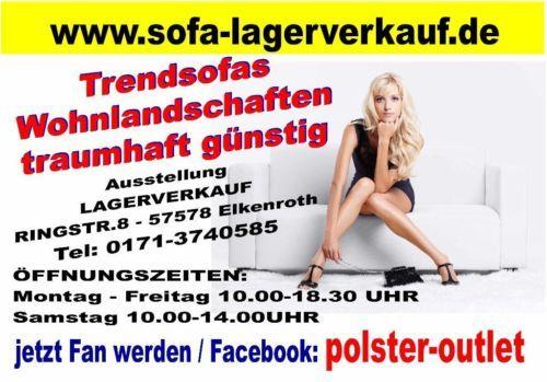 Sofa-Lagerverkauf - Ihr Experte in Sachen Polstermöbel und ...