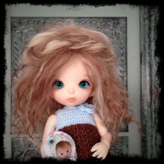 Fairyland Pukifee Wig Handmade by NostalgiaRougeNovel on Etsy