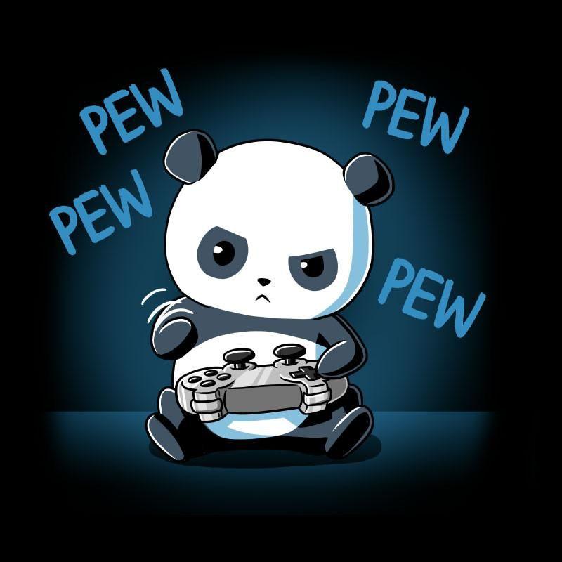Pew Panda Cute Drawing Cartoon Art