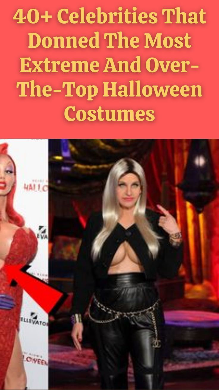 Spooky season is upon us, which means Halloween is right around the corner. If anyone knows how to win a costume contest, it is these celebrities who spend tons of money on their custom-made costumes. From Kim Kardashian to Harrison Ford, your favorite celebs might not show up at your door for candy, but they do bring their costume A-game each year. #Celebrities That #Donned The #Most #Extreme And #Over-The-Top #Halloween #Costumes
