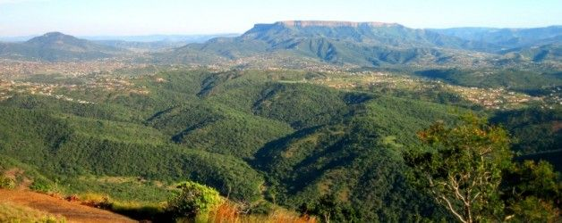 The View From Our Wedding Reception A Valley Of 1000 Hills South Africa