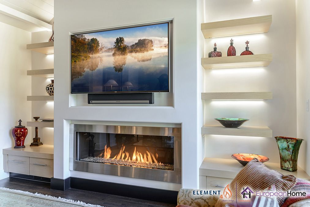 Pin By Jan Whitley On Let S Decorate In 2021 Fireplace Design Elegant Living Room Home Fireplace