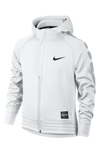 39e5c6de17 Nike  Elite  Stripe Hoodie (Little Boys   Big Boys)