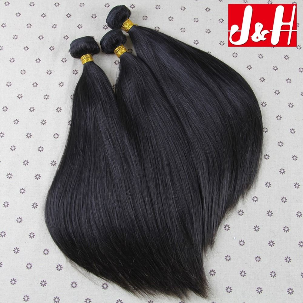 4pcslot Indian Raw Virgin Hair Weaves Silky Straight Unprocessed