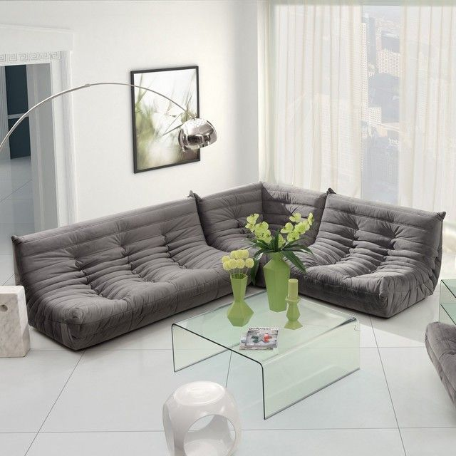 modern sectional sofas. 20 Incredibly Stylish Modern Couches Sectional Sofas