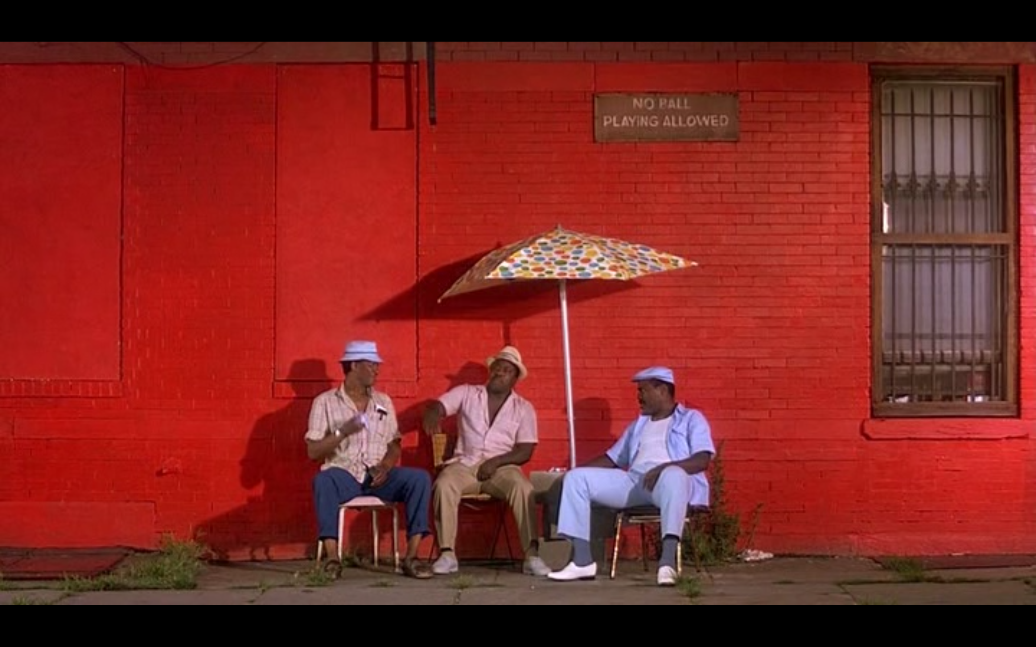 Do The Right Thing Spike Lee Color In Film Spike Lee Beautiful Cinematography