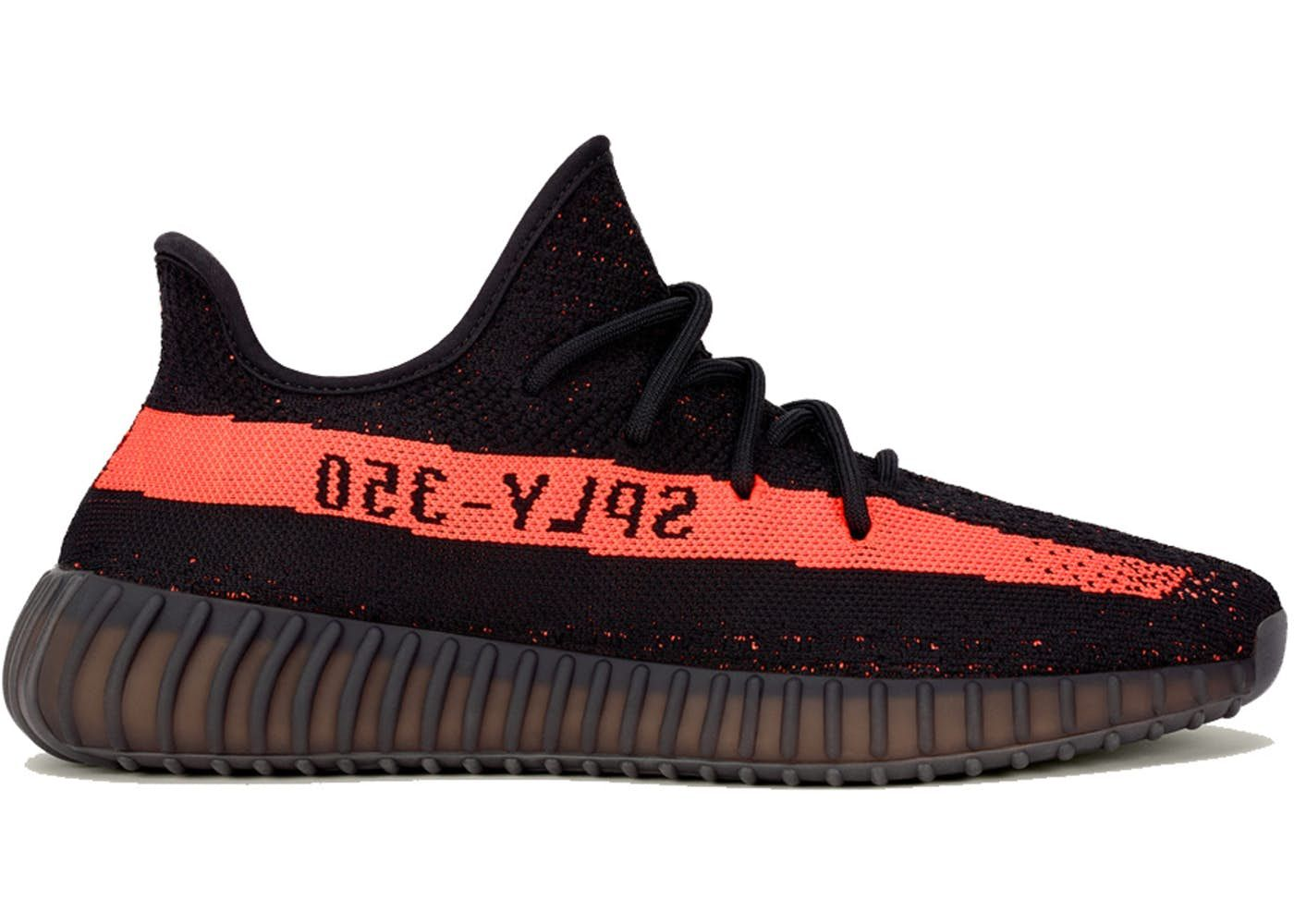 Adidas Yeezy Boost 350 V2 Core Black Red With Images Adidas