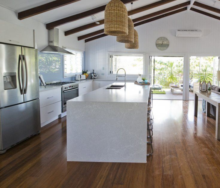 Masters Kitchens  Smart And Sophisticated The Gloss Whitehaven Awesome Masters Kitchen Design Decorating Inspiration