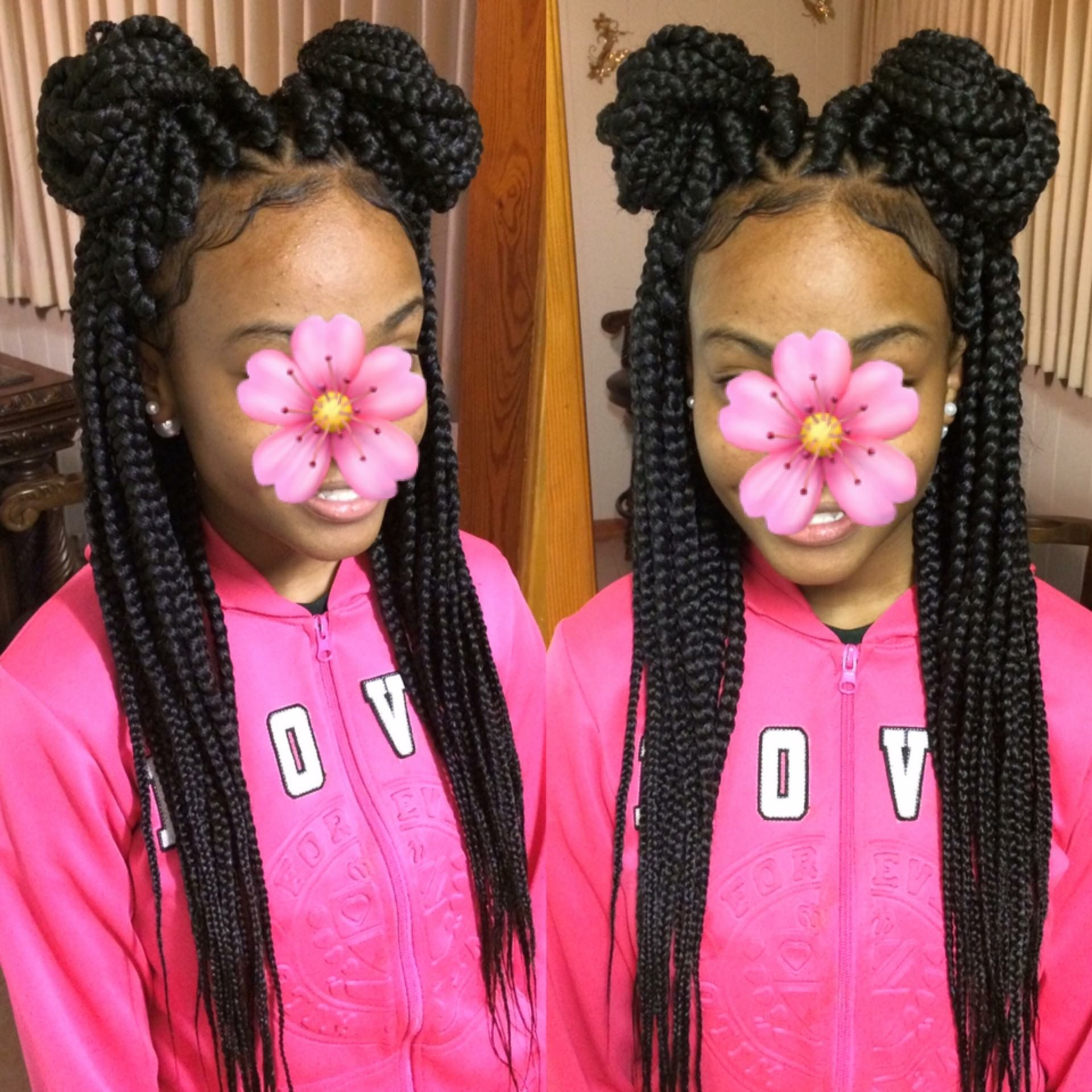 Check out tamiachannell for more poppin pins hairstyles