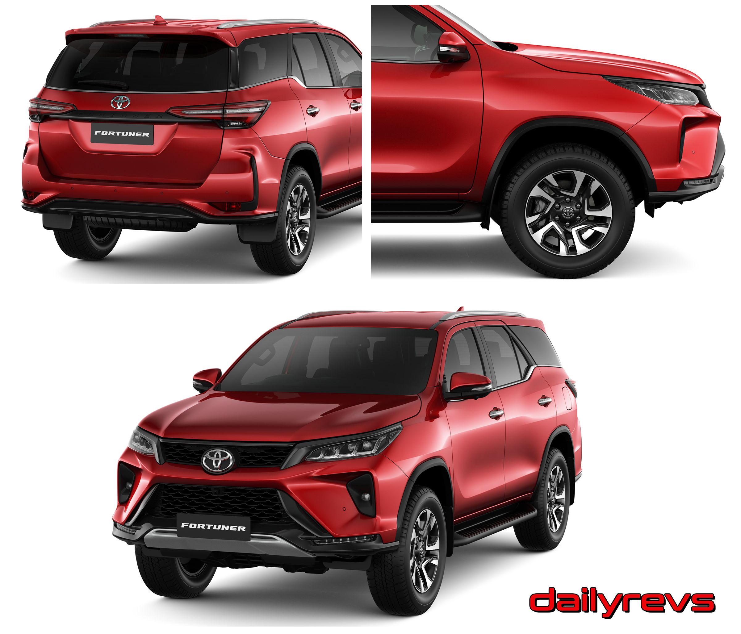 2020 Toyota Fortuner [AU] Dailyrevs in 2020 Toyota