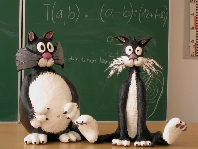 """""""Our school mascots..."""" by Eva Fritz"""
