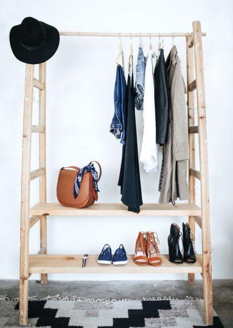 Percheros originales: las mejores ideas para colgar tu ropa ...