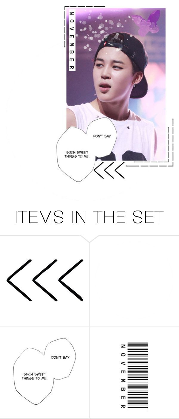 """Jimin~Bts~November"" by kimtaedick ❤ liked on Polyvore featuring art"