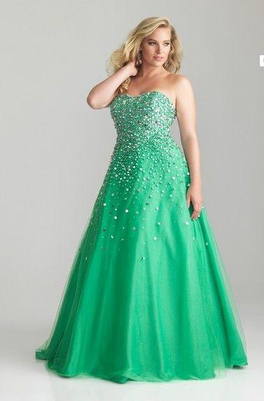 Plus Size Prom Dresses On Sale