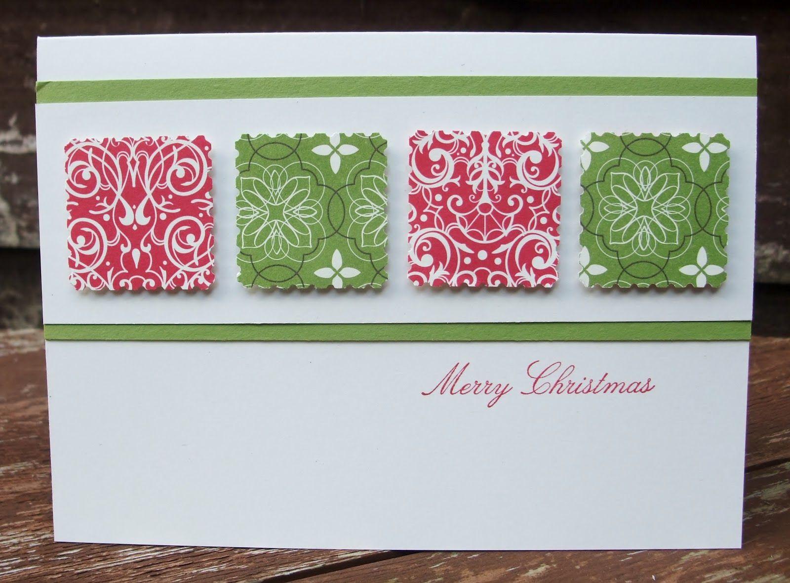 christmas cards homemade designs - Google Search | Christmas cards ...
