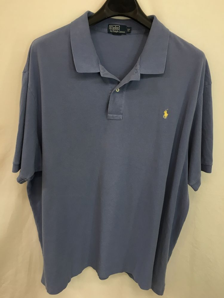 order online attractive price outlet online MENS 3XB 3XL BIG & TALL POLO RALPH LAUREN POLO SHIRT SKY BLUE ...