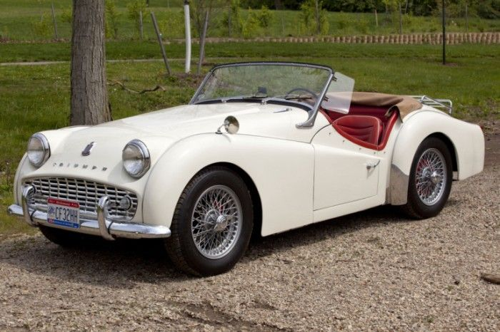 While there are plenty of basket-case British roadster projects to be found, along with stratospherically priced and immaculately restored examples, turnkey dri