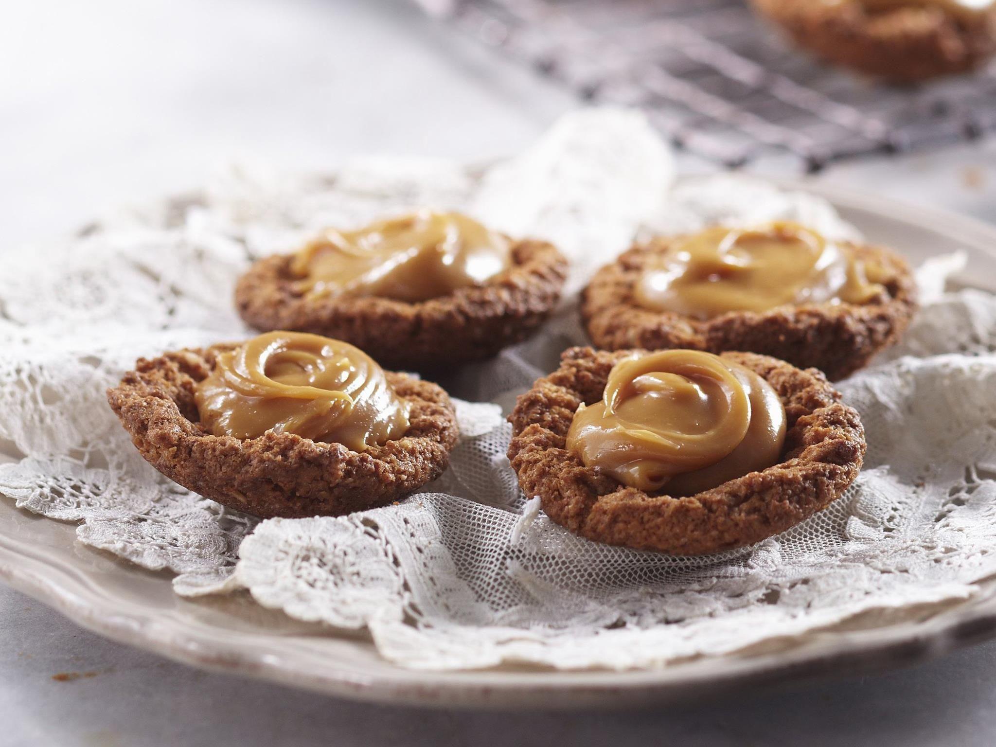 Caramel Tarts Recipe In 2020 Caramel Tart Milk Recipes Dessert Recipes