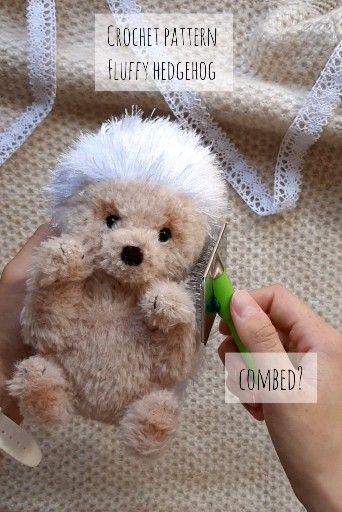 Photo of Häkelmuster Igel, Häkelmuster Waldtier, Amigurumi Spielzeug Häkelmuster, einfache Häkelmuster Igel, Plüsch Igel Spielzeug