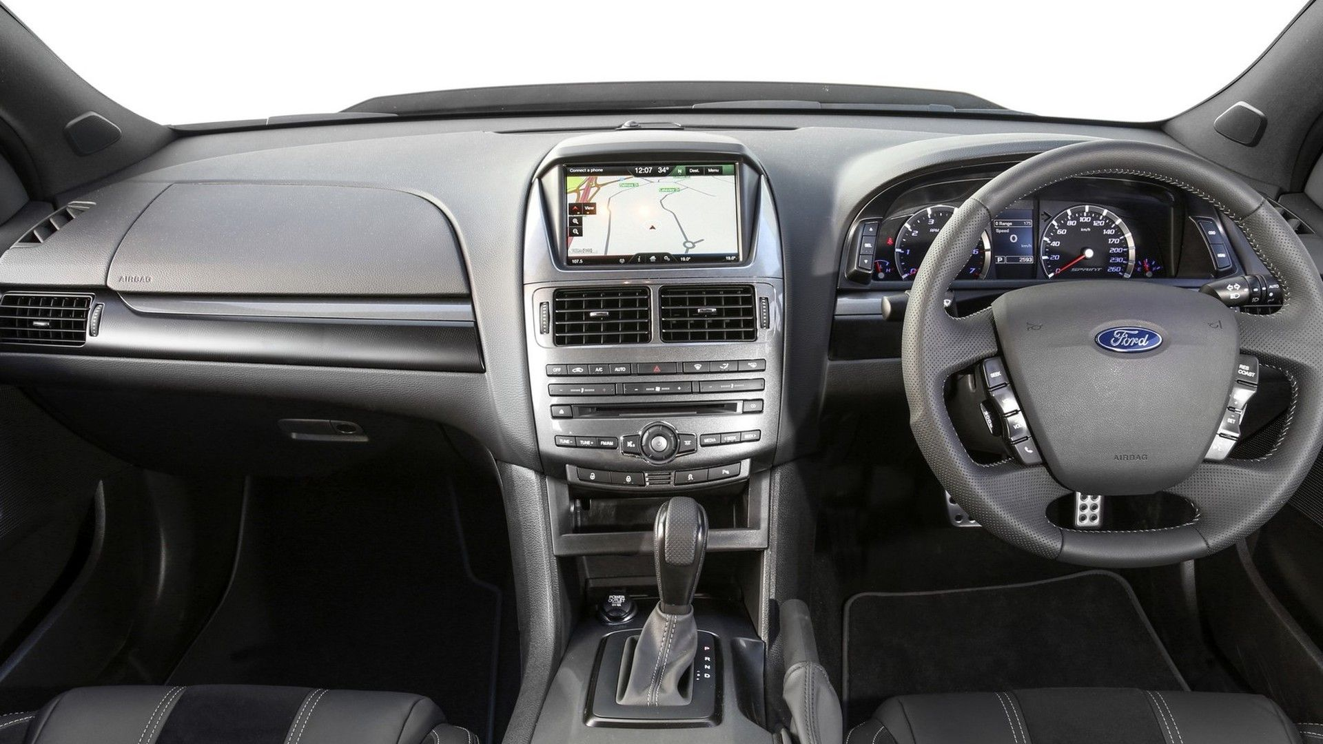 Satnav For Ford Ba Bf Territory 9 6 Inch Version Ii Android