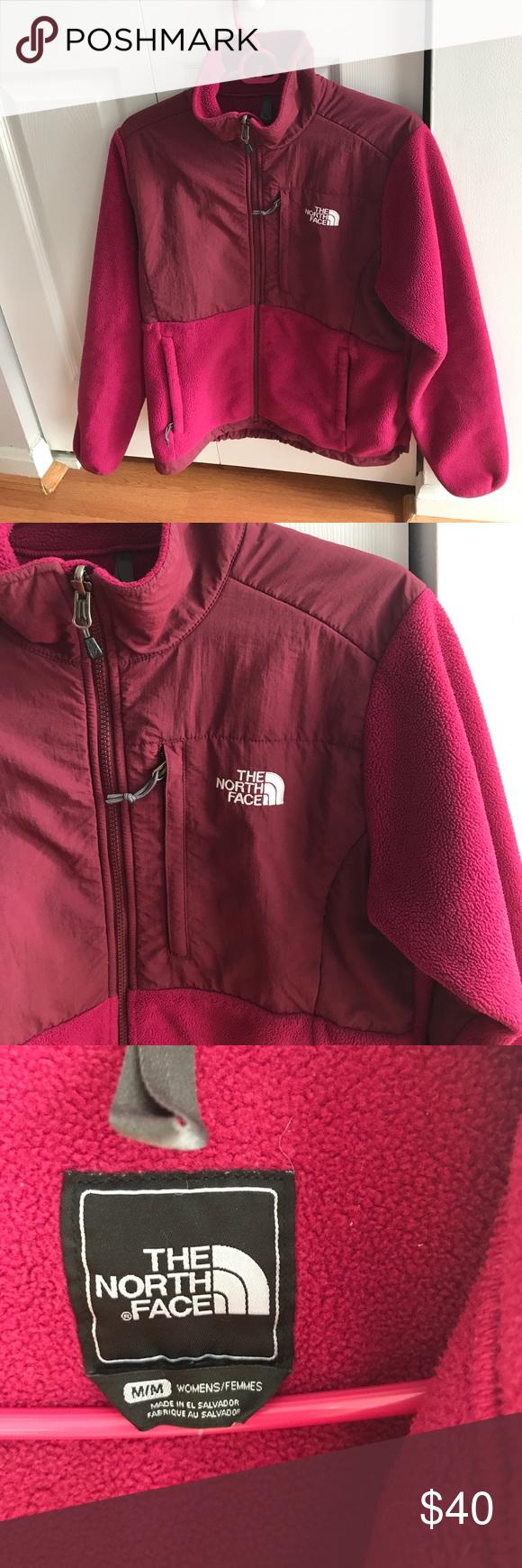 Maroon North Face Clothes Design Fashion Design Fashion [ 1740 x 580 Pixel ]