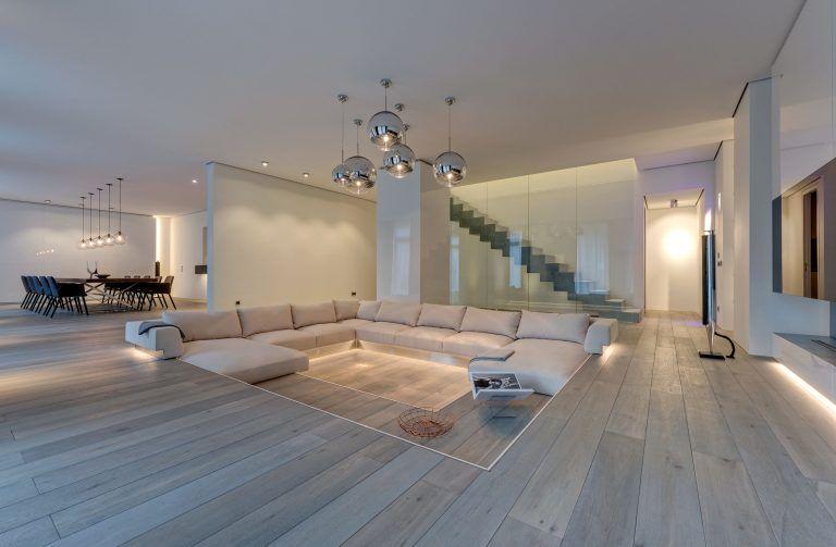 Verwonderlijk Modern interieur | Appartement interieur, Huis interieur design NZ-55