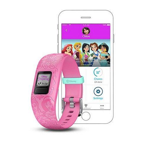 Garmin vívofit jr. 2 Disney Princess Kids Fitness Tracker