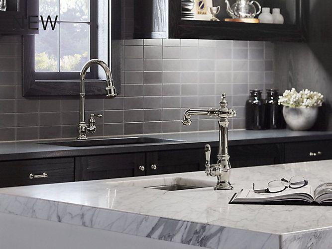 K-99260 | Artifacts Pull-Down Kitchen Sink Faucet | KOHLER | Faucets ...