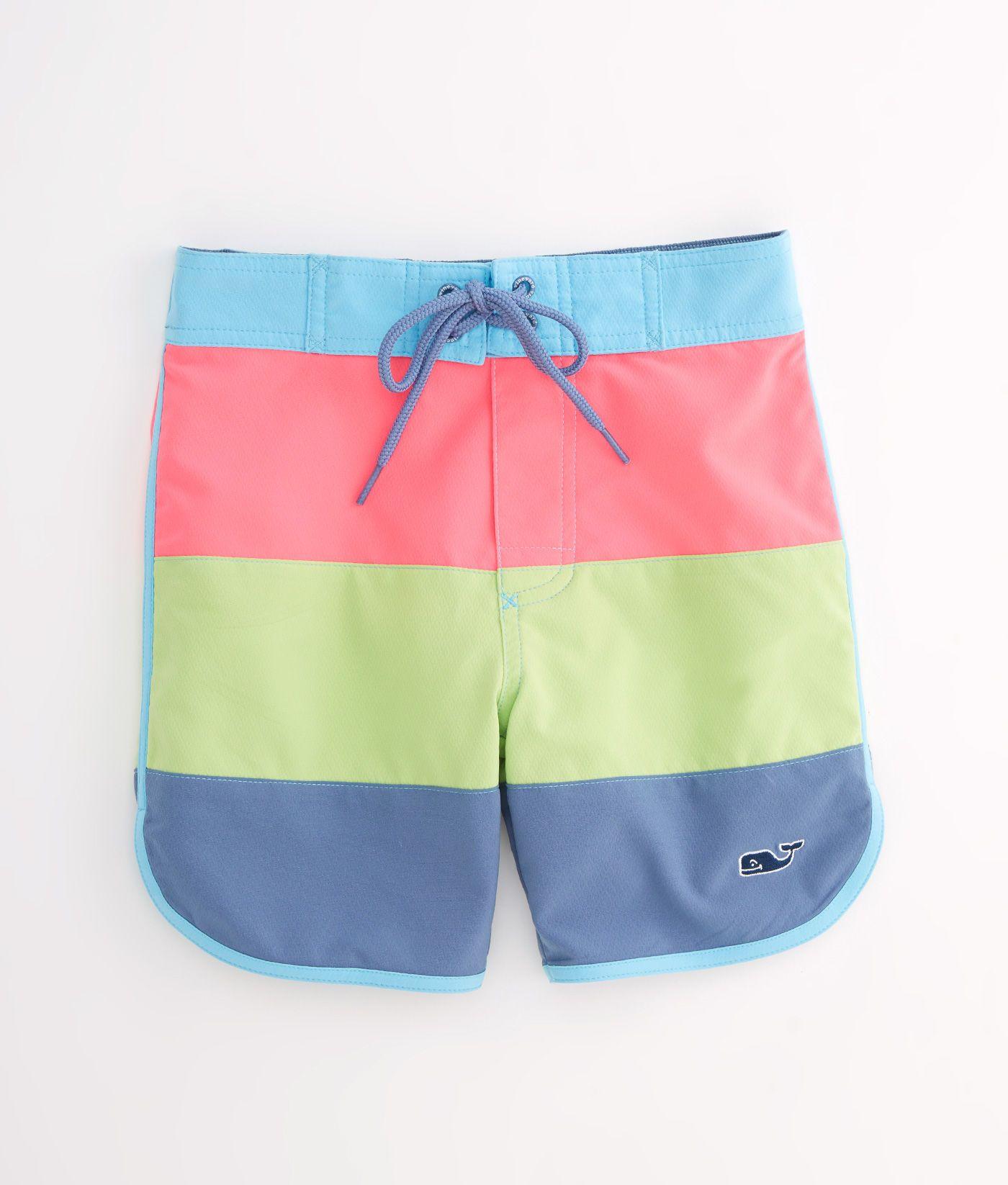 092a96e07c0ea Shop Boys Pieced Board Shorts at vineyard vines | Children | Boys ...
