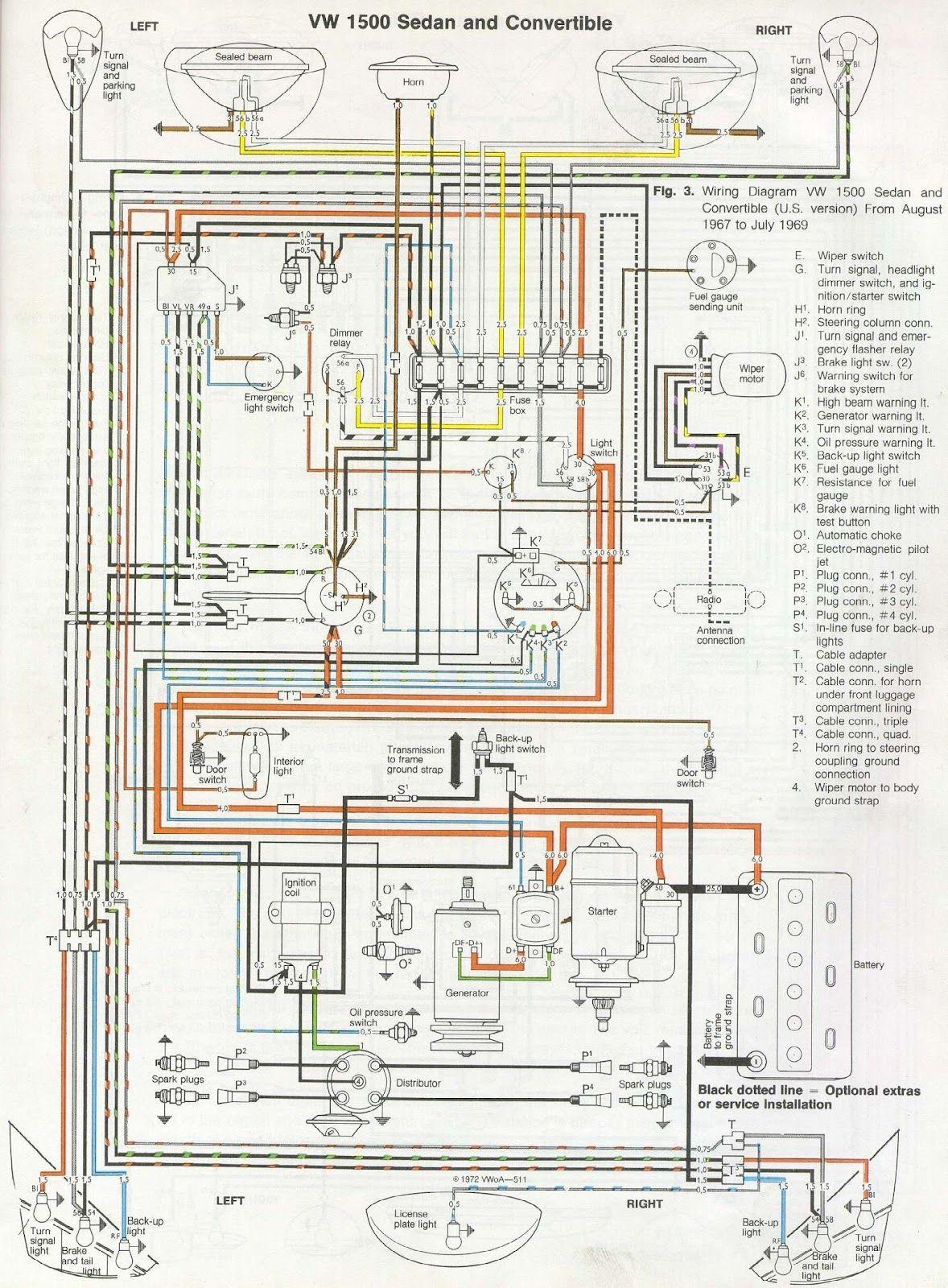 sistema+68-69.jpg (1178×1600) | Volkswagen <3 | Pinterest